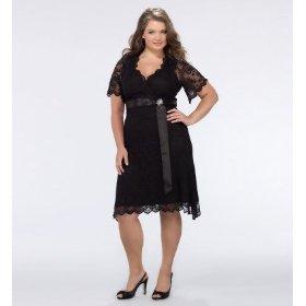 plus size semi formal dresses | I\'m a fat woman, very fat women :)